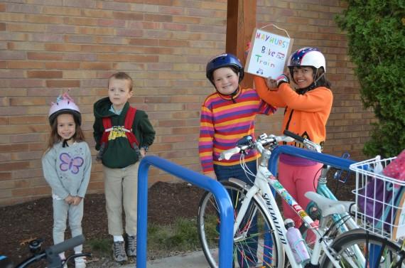 Hayhurst Bike Racks